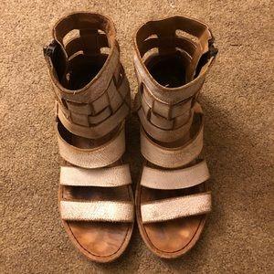 Matisse Throne gladiator sandals